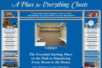 A-Place-For-Everything-Closets
