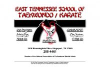 East-Tennessee-School-of-Taekwondo