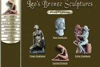 Leos-Bronze-Sculptures