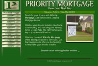 Priority-Mortgage